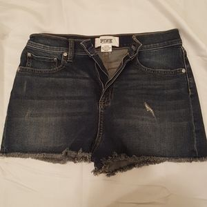 Victoria's Secret Pink short jeans sz 6